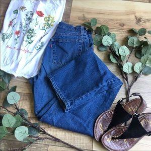Levi's | RARE Vintage mom Jeans P241